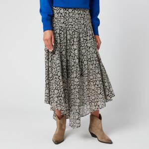 Isabel Marant Étoile Women's Pabna Skirt - Black