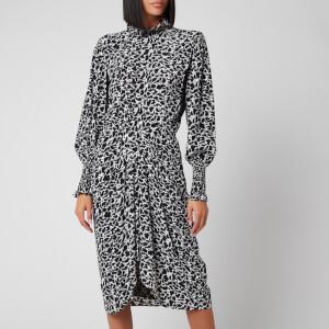 Isabel Marant Étoile Women's Siloe Dress - Black