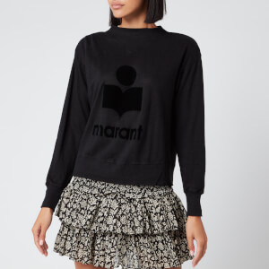 Isabel Marant Étoile Women's Kilsen Sweatshirt - Black