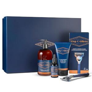 King C. Gillette Beard Styling Kit