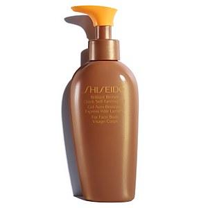 Shiseido Brilliant Bronze Quick Self-Tanning Gel 20g