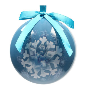 Marvel Christmas Bauble - Characters White