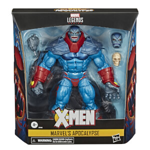 Figura de acción Apocalipsis - Hasbro Marvel Legends Series