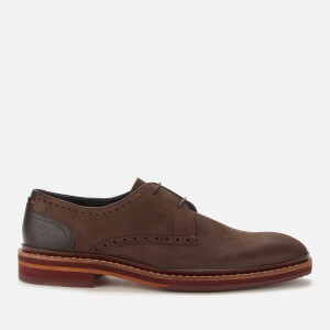 Ted Baker Men's Eizzg Derby Shoes - Brown