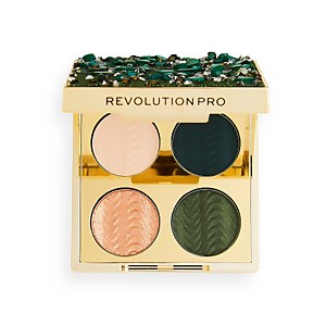 Revolution Pro Ultimate Eye Look So Jaded Palette 3.2g