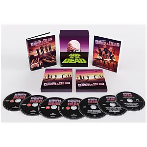 Coffret Zombie (Dawn of the Dead) Blu-ray - Édition Limitée