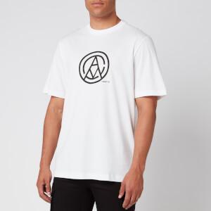 OAMC Men's Mono T-Shirt - White