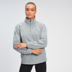 MP Women's Essentials Fleece - Donnergrau