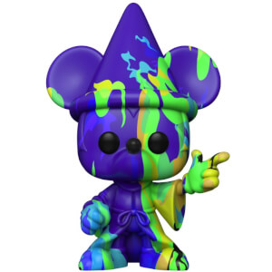 Disney Fantasia 80th Mickey Artist Series 2 Pop! Vinyl Figure