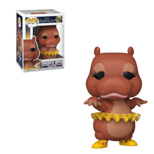 Disney Fantasia 80th Hyacinnth Hippo Pop! Vinyl Figure