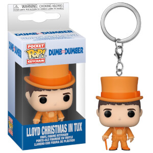 Dumb & Dumber Lloyd in Tux Pop! Keychain