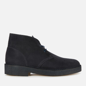 Clarks Originals Men's 221 Suede Desert Boots - Ink