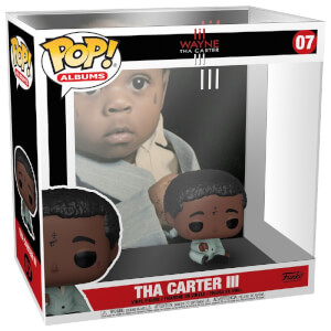 Lil Wayne Tha Carter III Pop! Album Figure
