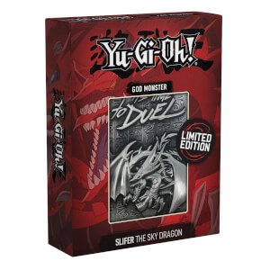 Yu-Gi-Oh! Limited Edition God Card - Slifer the Sky Dragon