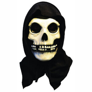 Trick or Treat Misfits Fiend Black Hood Mask