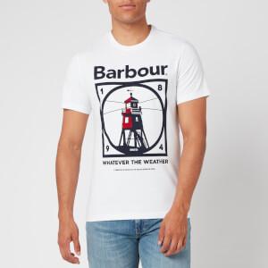 Barbour Men's Tarbert T-Shirt - White
