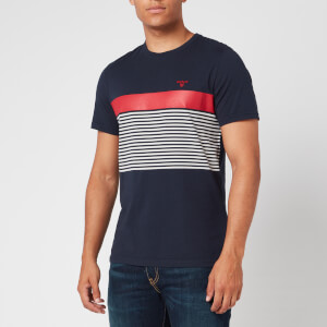 Barbour Men's Braeside T-Shirt - Navy