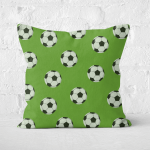 Football Square Cushion