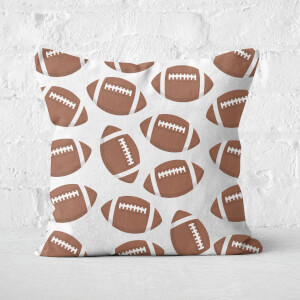 Rugby Square Cushion