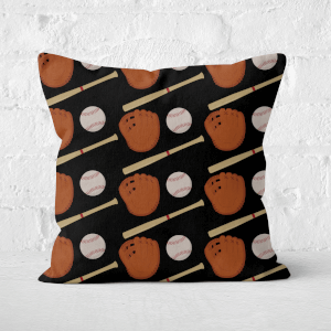 Baseball Square Cushion