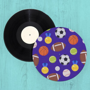 Sports Dad Slip Mat