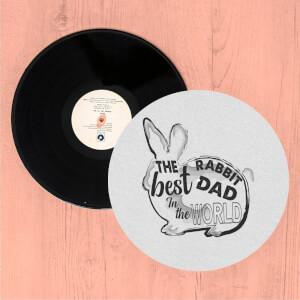 Rabbit Dad Slip Mat