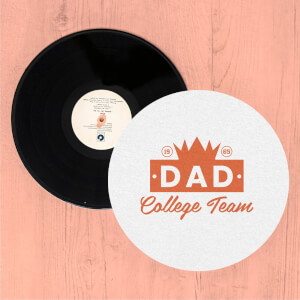 Dad College Team Slip Mat
