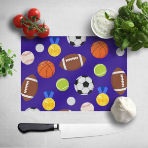 Sports Dad Chopping Board