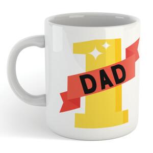 Nbr 1 Dad Mug