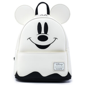 Loungefly Disney Mickey Ghost Mini Backpack