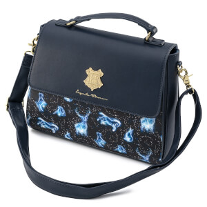 Loungefly Harry Potter Patronus Aop Crossbody Bag