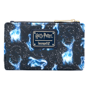 Loungefly Harry Potter Patronus Aop Wallet