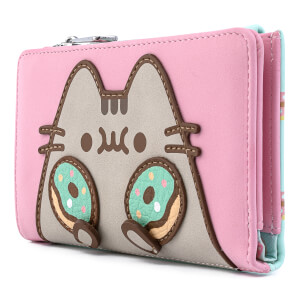 Loungefly Pusheen Donuts Nom Nom Flap Wallet