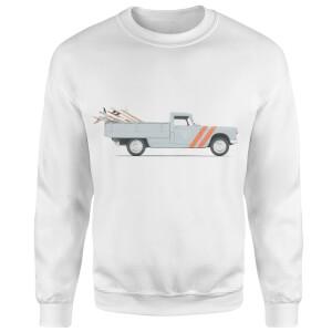 Pick Up Sweatshirt - White