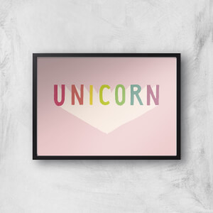 Unicorn Giclee Art Print