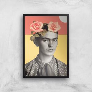 Frida Giclee Art Print