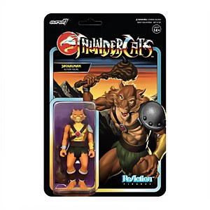 Super7 Thundercats ReAction - Jackalman Action Figure