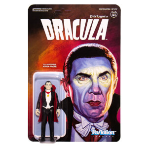 Super7 Universal Monsters ReAction Figure - Dracula Action Figure