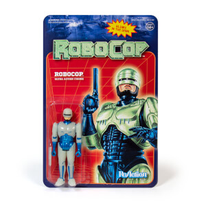Super7 Robocop ReAction Figure - Robocop (Glow In the Dark) Action Figure