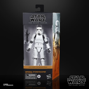 Figura  Imperial Stormtrooper The Mandalorian - Hasbro Star Wars Black Series