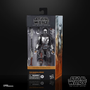 Hasbro Star Wars Black Series The Mandalorian 6-Inch Scale Figure