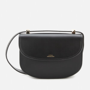 A.P.C. Women's Mini Geneve Bag - Black