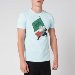 Lanvin Men's Babar T-Shirt - Blue