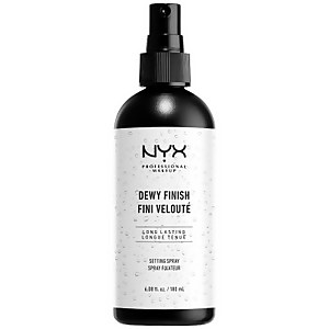 NYX Professional Makeup Setting Spray - Dewy Finish Longlasting Maxi Size