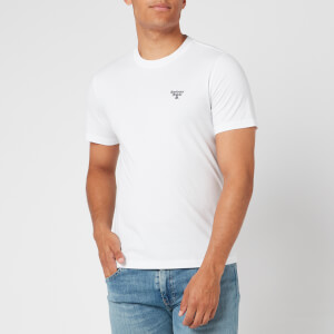 Barbour Beacon Men's Small Logo T-Shirt - White