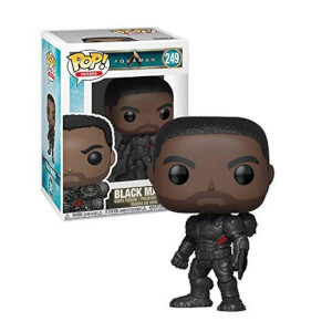 DC Comics Aquaman Black Manta Unmasked EXC Funko Pop! Vinyl