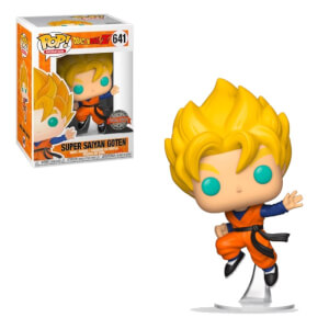 Dragon Ball Z Super Saiyan Goten EXC Pop! Vinyl Figure