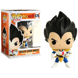 Dragon Ball Z Vegeta EXC Funko Pop! Vinyl