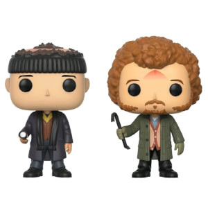 Home Alone Wet Bandits 2-Pack EXC Pop! Vinyl Figures