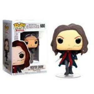 Mortal Engines - Hester Shaw UM EXC Funko Pop! Vinyl